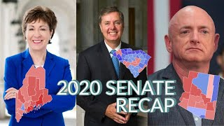 How the GOP (Likely) Held the Senate Majority