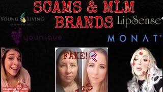 Makeup Scams & MLM Brands: What You Need To Know!