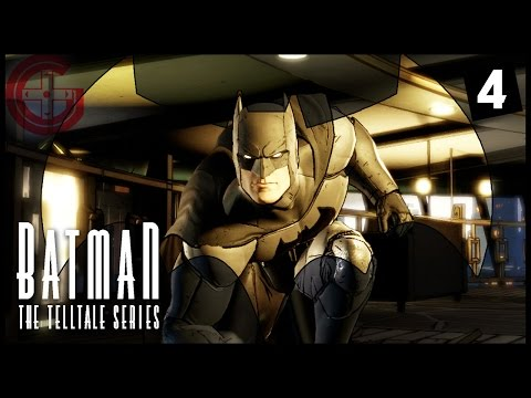Batman Telltale Series EP1: Worthy of David Caruso (4/4)