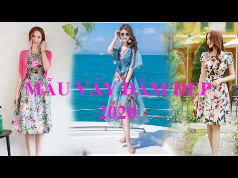 Mẫu Váy đầm Nữ 2020 đẹp I Beautiful Dress Trends 2020