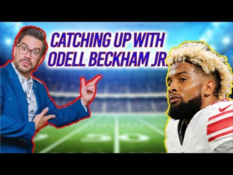 Odell Beckham Jr. On Why He Hasn't Reached His Full Potential