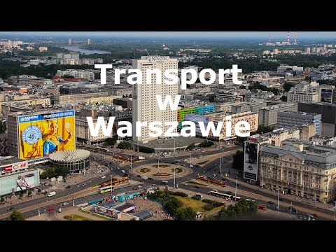 "Intro ""Transport w Warszawie"" / ""Transport in Warsaw"" intro"