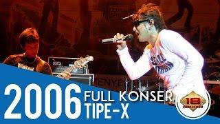 KONSER - TIPE-X Mantap..!! Penonton Membuat Skaaa Dance ,,