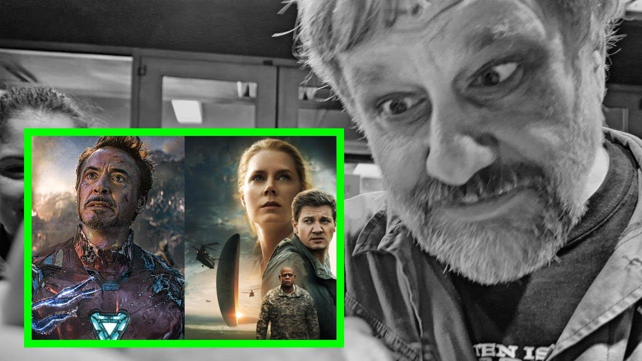 Slavoj Zizek — Hollywood VS Netflix