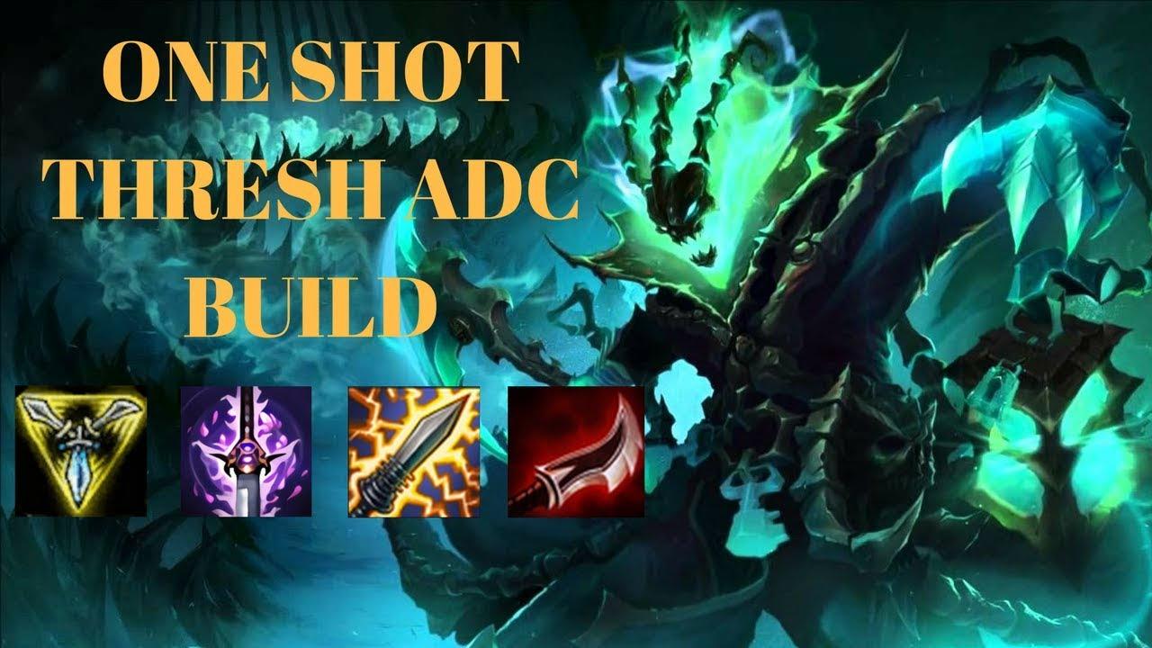 Thresh Adc Build Season