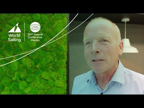 Mike Golding keynote speech at World Sailing Sustainability Agenda 2030 Forum