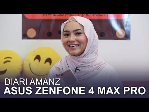 Diari Amanz : Asus Zenfone 4 Max Pro