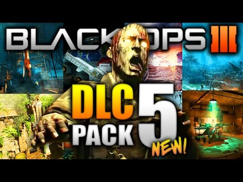 "Thumbnail: ""ZOMBIES CHRONICLES"" Trailer DLC 5 - FIRST LOOK + PRICE! 💀 - (New Black Ops 3 Zombies DLC)"