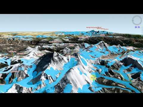 3D in Terra Explorer