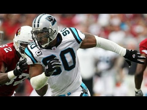 Julius Peppers Highlights || The Sack Leader Returns || Carolina Panthers ||