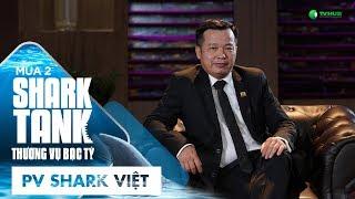 Shark Việt Tiết Lộ Lý Do Đầu Tư Cho Nhiệt Mặt Trời | Shark Tank Việt Nam | Thương Vụ Bạc Tỷ Mùa 2