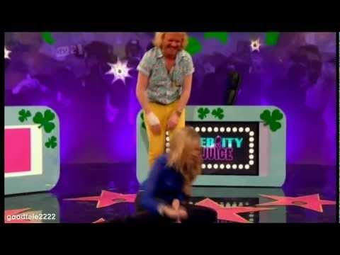 Keith Lemon Mots Laura Whitmore - Celebrity Juice