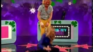 Keith Lemon Mots Laura Whitmore - Celebrity Juice