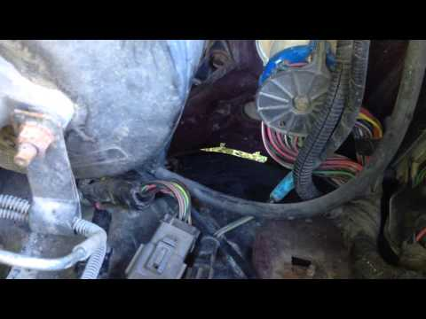 how to change emergency brake cable ford ranger