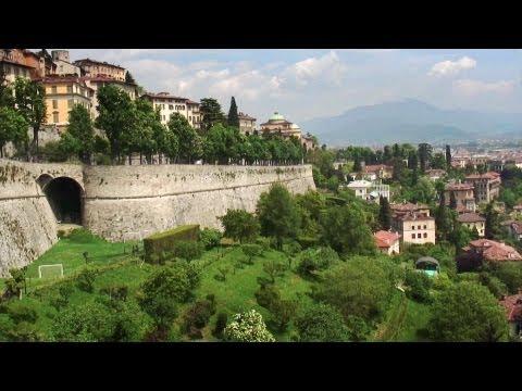 Bergamo Italy - Città alta