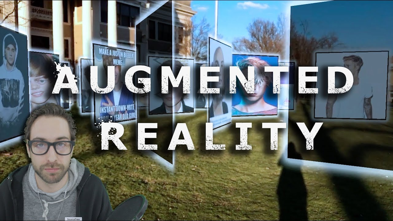 Augmented Reality and VOICE RECOGNITION