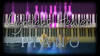 Lightless Heaven - Fragrance99 | Classical/Mystical Piano Composition