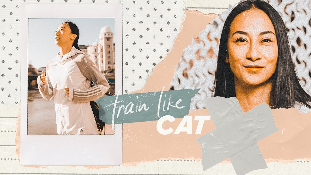 TRAIN LIKE… Cat: Tap Into Your Workout Motivation and Find Your Strength.