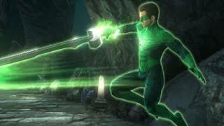 Green Lantern - Lanterna Verde - Nintendo Wii - Pt Br Gameplay