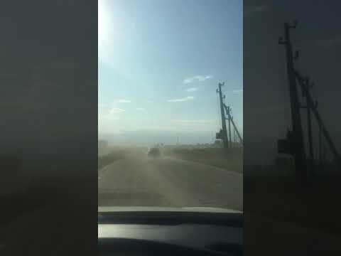 Объезд пробки в Темрюке 05.08.2019 г.  Яндекс Навигатор рулит