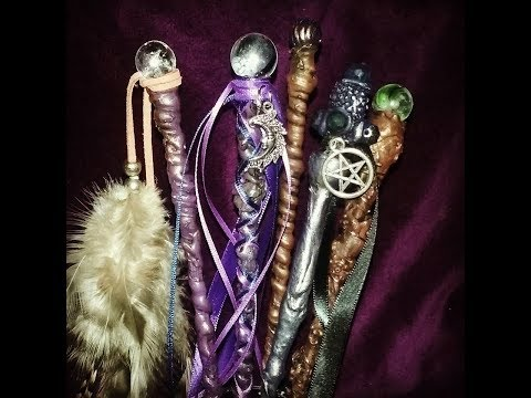 DIY-Magical Wizard Wands