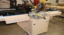 Build the Fine Woodworking Miter Saw Station Pt. 1