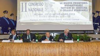 II Congresso Nazionale SIMCRI