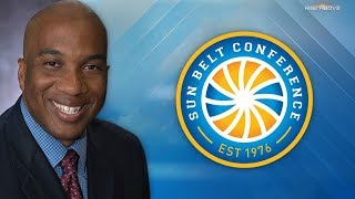 Incoming sun belt commissioner keith gill introductory teleconference