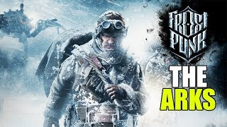 Save the Seeds, Save the Future - Frostpunk Gameplay - The Arks Scenario