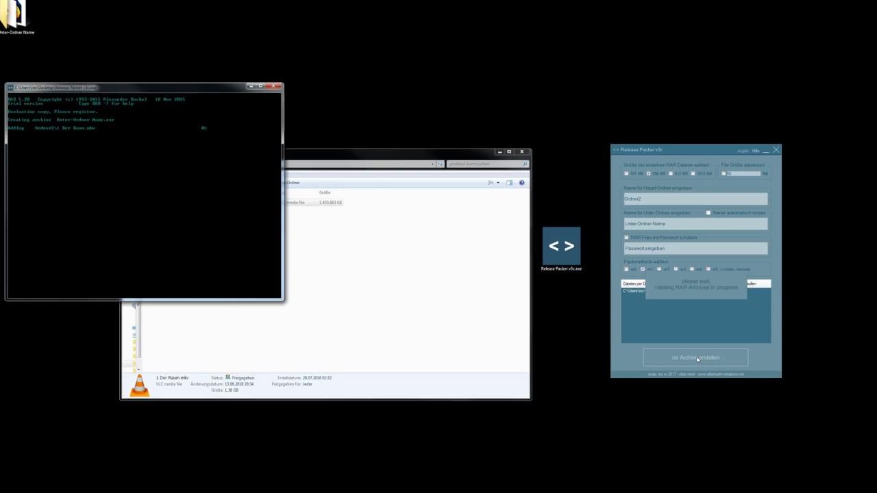Release Packer v3c Tutorial + Download