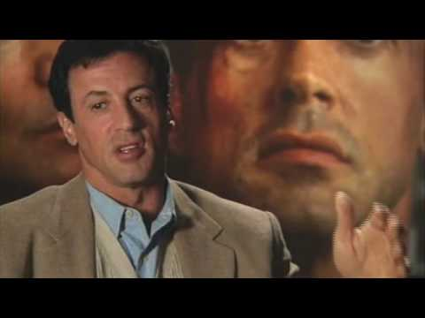 Sylvester Stallone Interview on Violent Films