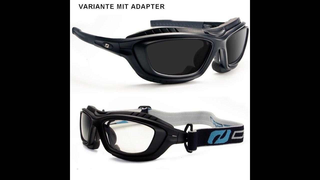 Arctica ® Pro-Action Sportbrille + 2 Wechselgläser / Revo Beschichtung dLAZjp476