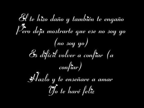 Nunca te hare llorar - Backstreet  Boys (letra)