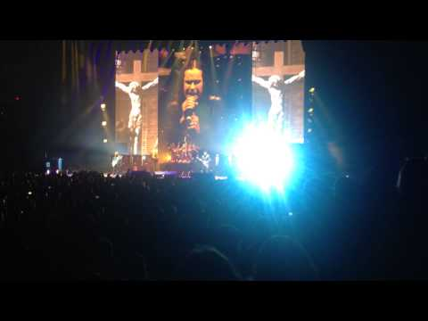 Black Sabbath - Under the Sun - Halifax, Nova Scotia - April 3, 2014