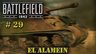 Battlefield 1942 multiplayer game #29. El Alamein