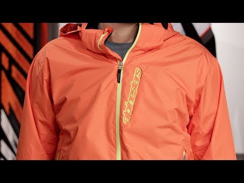 Alpinestars Scion Jacket Review at RevZilla.com