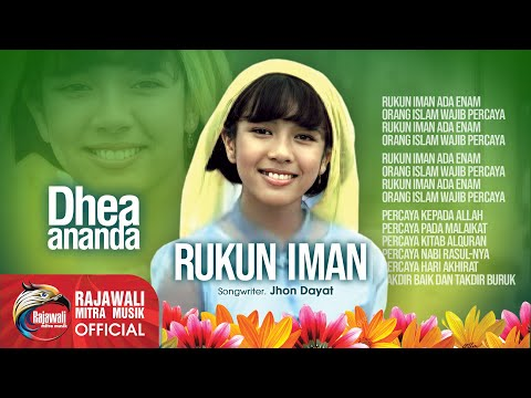 Dhea Ananda - Rukun Iman - Official Music Video