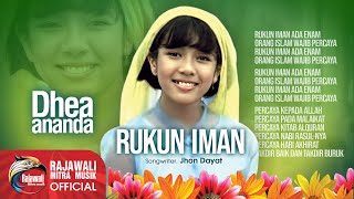Download Video Dhea Ananda - Rukun Iman - Official Music Video MP3 3GP MP4