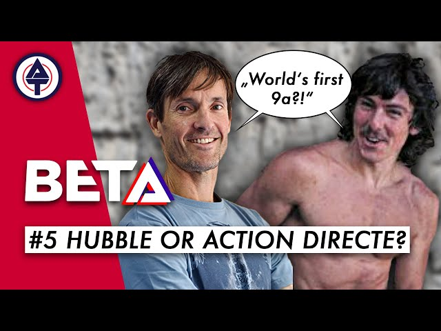 First 9a in the world: Action Directe or Hubble? / Fred Rouhling in an interview about Akira / BETA # 5