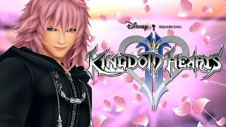 Kingdom Hearts 2 - Playing as Marluxia Exhibition
