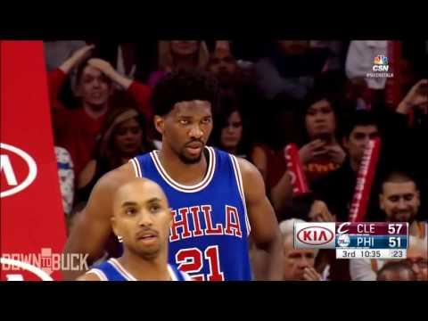 NBA Rookie Highlights 2016-2017