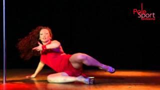Erotic Action Pole Dance Competition 2014 - Irada Ramazanova.