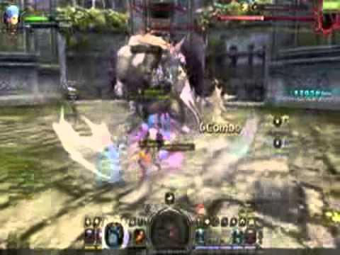 Mercenary Lvl 34 Solo Mino Nest