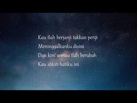 The Coustik - Janjimu [Official Lyric Video]