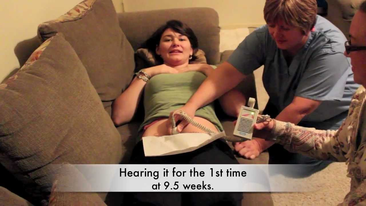 Hearing Heartbeat
