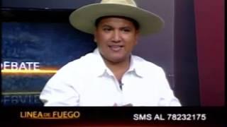 Según Ferrufino Oliva no sabe gobernar