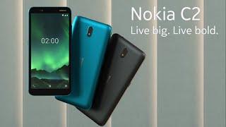 Nokia C2 - самый современный бюджетный смартфон от финской компании Обзор анонса Характеристики