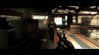 Deus Ex 3 - Human Revolution | gameplay trailer US/D (2011)