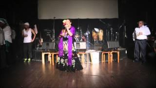 Dolores Del Carmen Singing El Huapango De Rogaciano