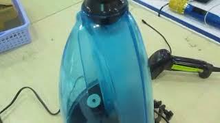 cx726343608vn Bàn là ủi hơi nước đứng Haier